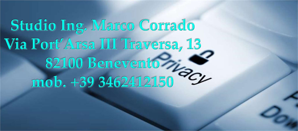 Studio Ing. Marco Corrado