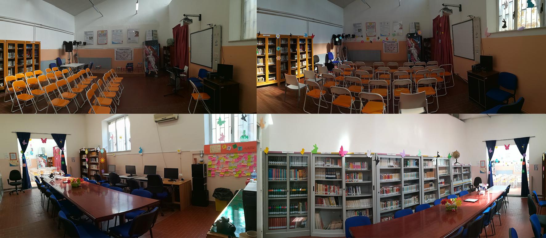 Sede Biblioteca Tempolibro