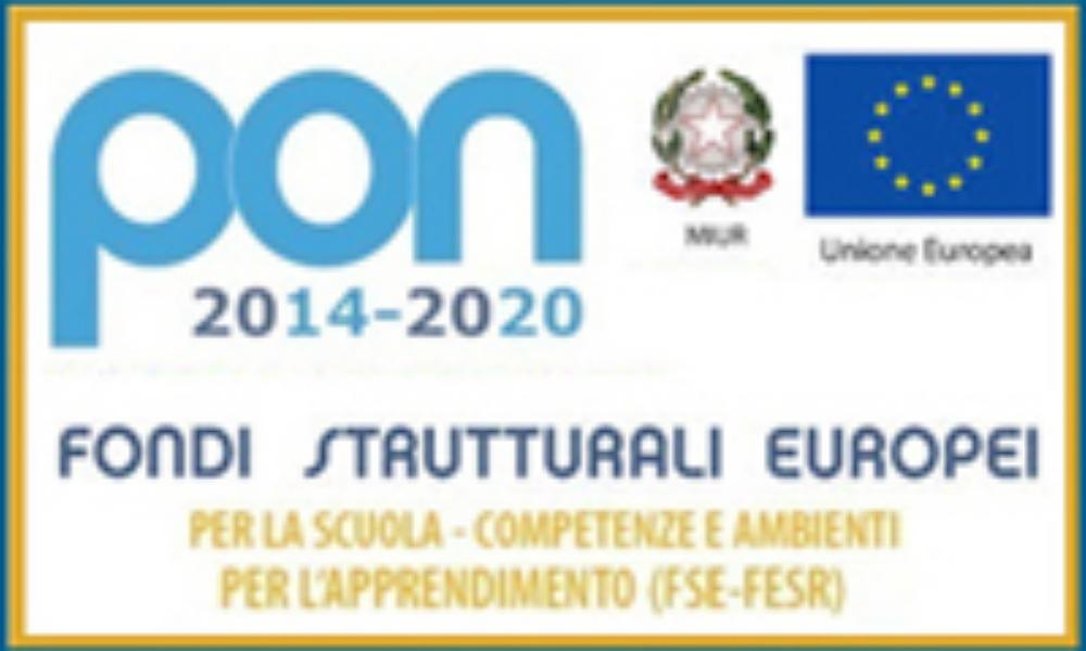 PON FSE 2014-2020