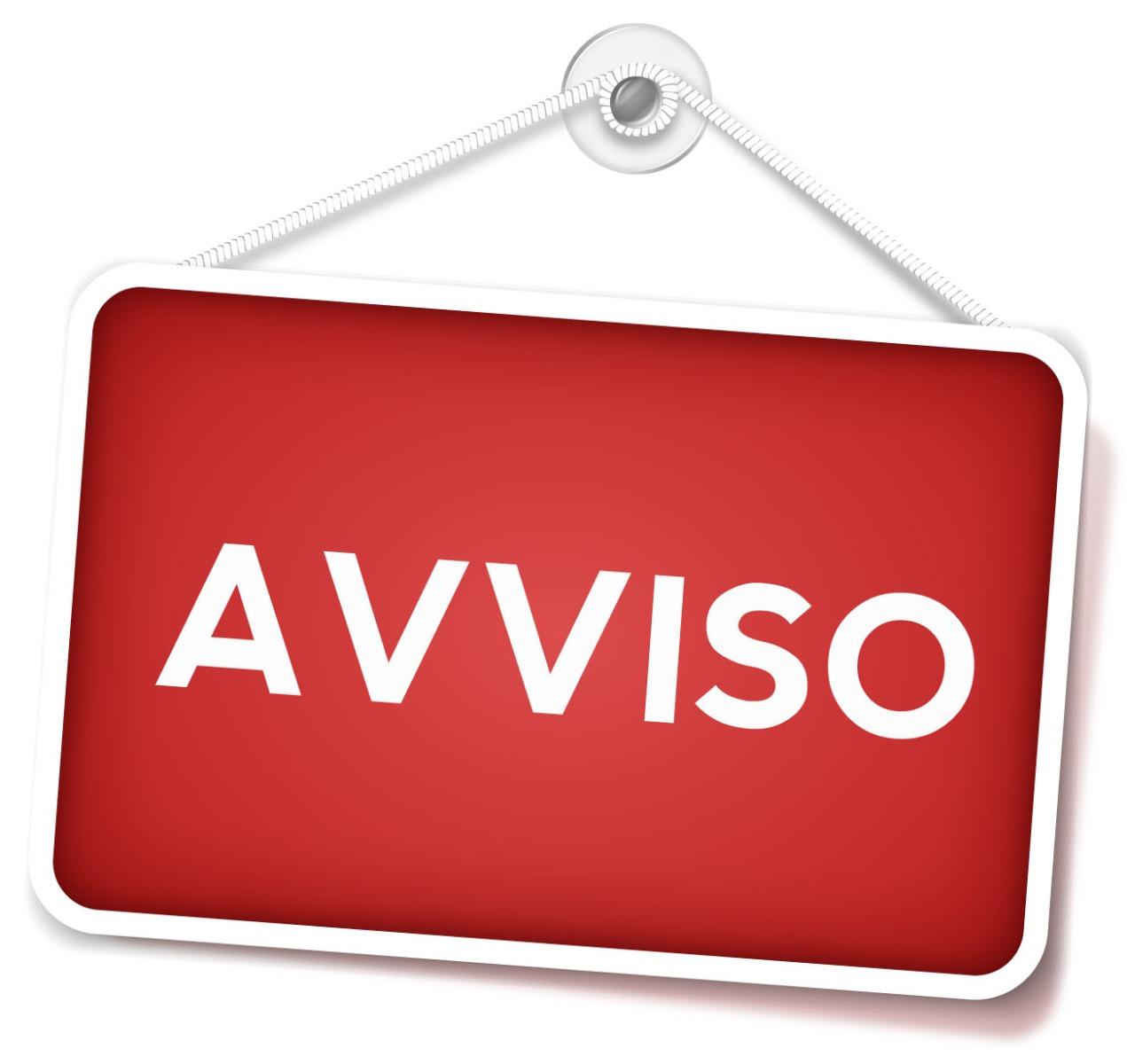 AVVISO - Inizio attività didattiche a Bonea e ...