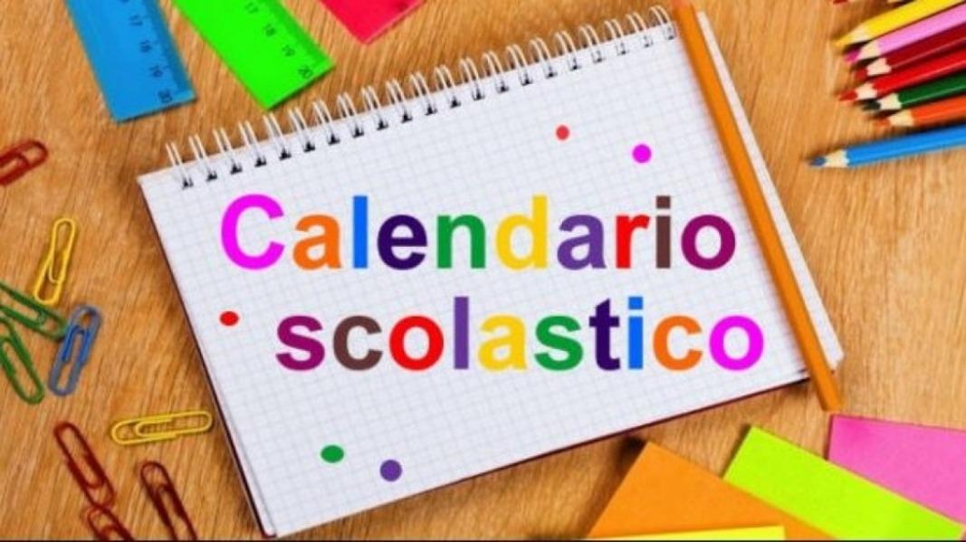 Calendario scolastico 15 e 16 febbraio 2021