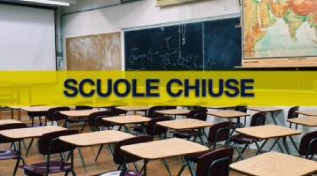 Pannarano chiusura delle scuole sino a sabato 9 aprile
