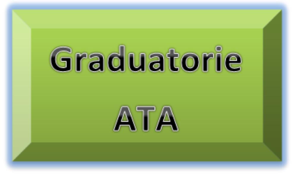 Pubblicazione Graduatorie ATA lII Fascia provvisorie triennio 2021/2023