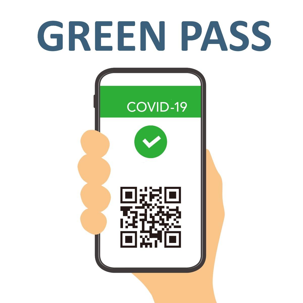 AVVISO GREEN PASS