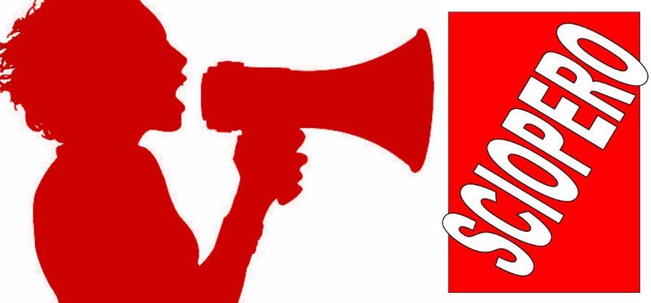 Proclamazione sciopero 28 ottobre 2021