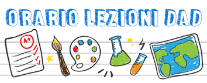 """ORARIO DELLE LEZIONI SCUOLA SECONDARIA """"FOSCOLO..."""